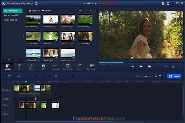 Wondershare Filmora 8.3.5.6 video editor review