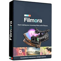 Wondershare Filmora 8.5.3 Free Download