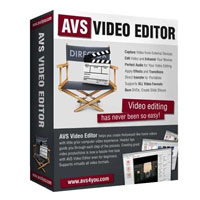 AVS Video Editor 7.3 Free Download
