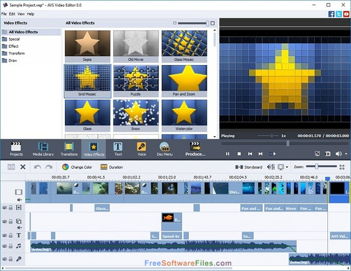 AVS Video Editor 7.3 Latest Version Download