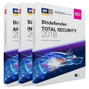 Bitdefender Total Security 2018 Free Download