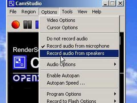 CamStudio Screen Recorder Offline Installer