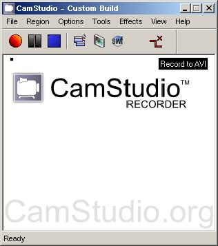 CamStudio screen recorder for windows 7 free download full version