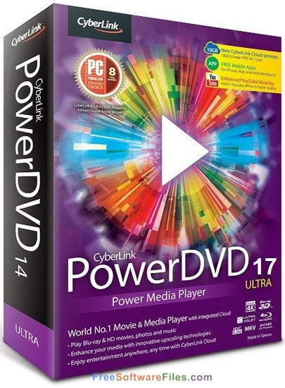 cyberlink powerdvd ultra 17 activation key