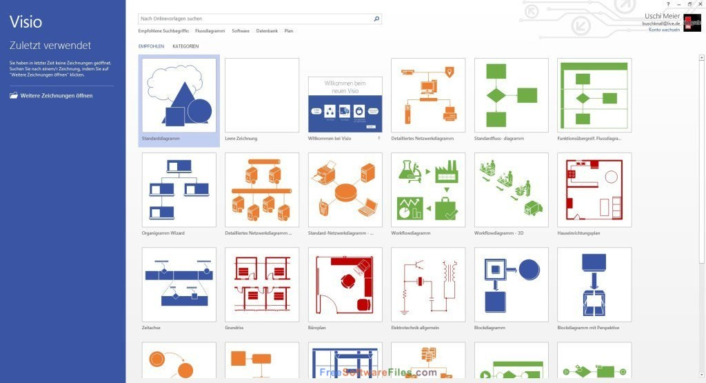 Microsoft Visio 2016 free download full version