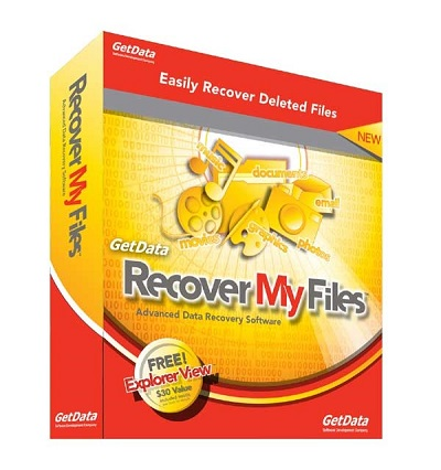 Recover My Files Free Review