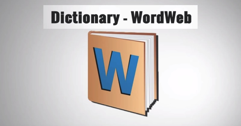WordWeb Dictionary free download full version
