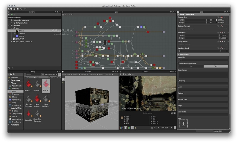 Allegorithmic Substance Designer 2018 Direct Link Download