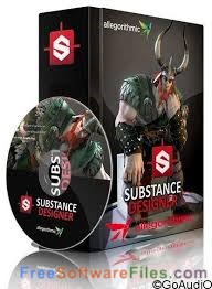 Allegorithmic Substance Designer 2018 Review