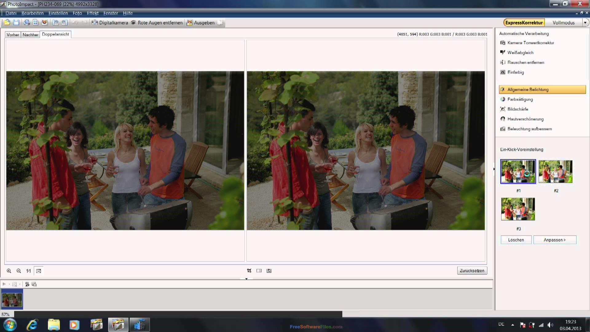 Corel Ulead PhotoImpact X3 Offline Installer Download