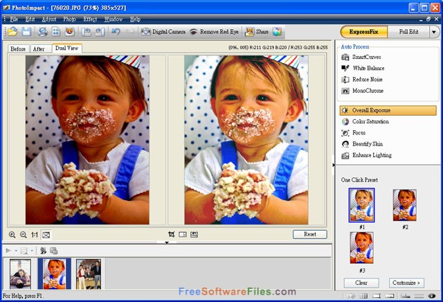 Corel Ulead PhotoImpact X3 free download full version