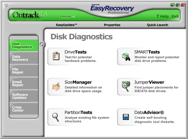 EasyRecovery Professional free download full version