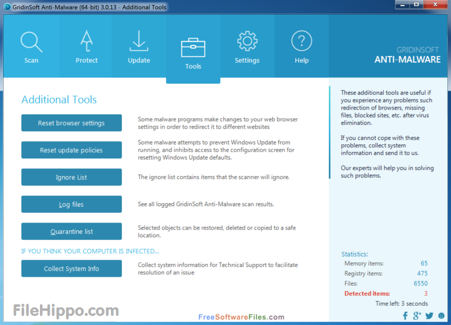 GridinSoft Anti-Malware 3.0.56 Direct Link Download