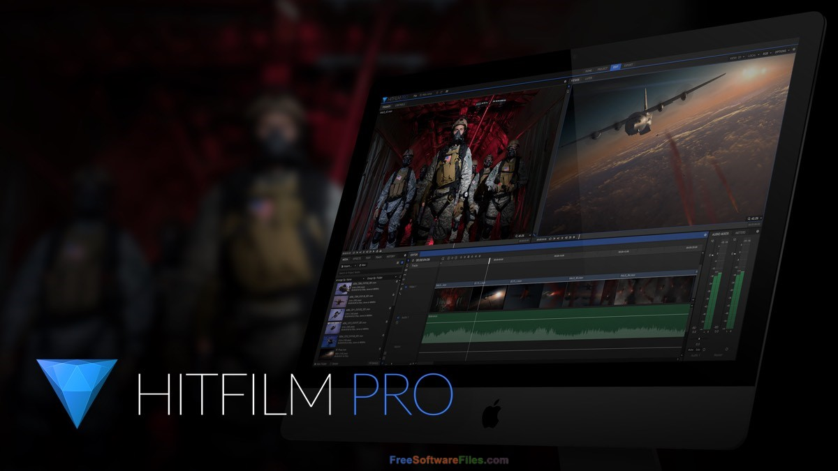 HitFilm 7.1 Pro 2018 Direct Link Download
