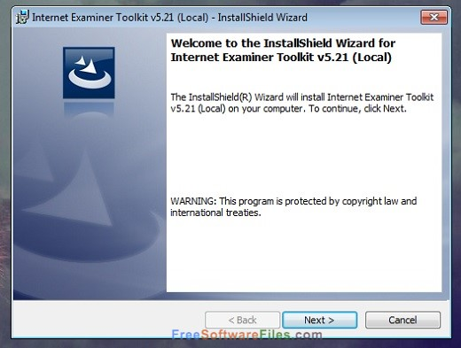Internet Examiner Toolkit 5.15 free download full version