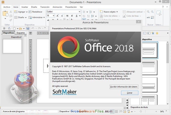 SoftMaker Office Professional 2018 Latest Version Download