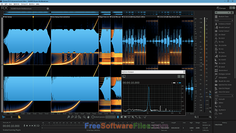 iZotope RX 6 Advanced Audio Editor free download full version