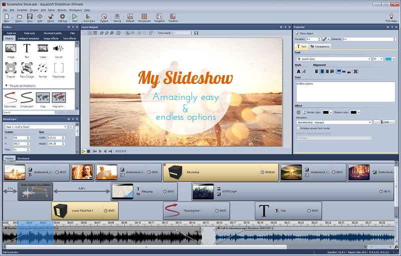 AquaSoft SlideShow Ultimate 10 Latest Version Download