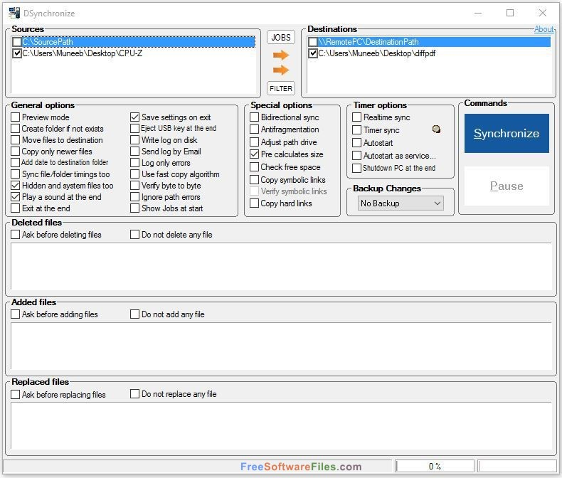 DSynchronize 2.36.30 free download full version