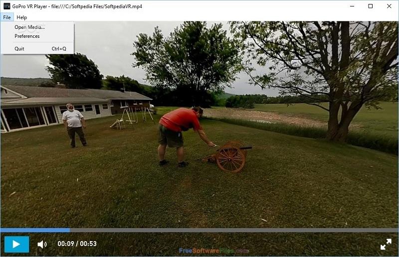 GoPro VR Player 3.0.4 free download full version