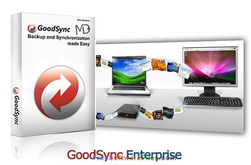 GoodSync Enterprise 10.9 Direct Link Download