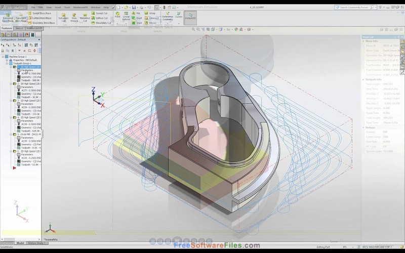 Mastercam 2018 For SolidWorks Latest Version Download
