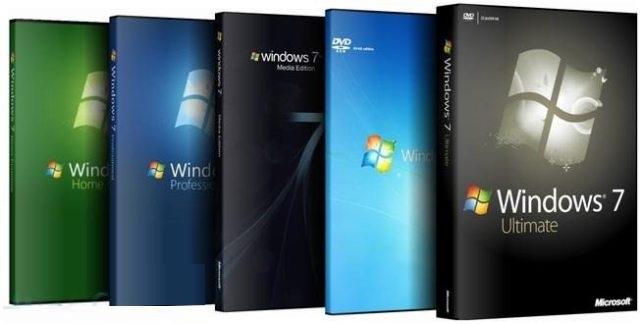 Microsoft Windows 7 SP1 AIO 2018 Direct Link Download