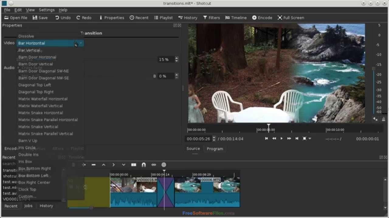 Shotcut 18.05.03 Direct Link Download