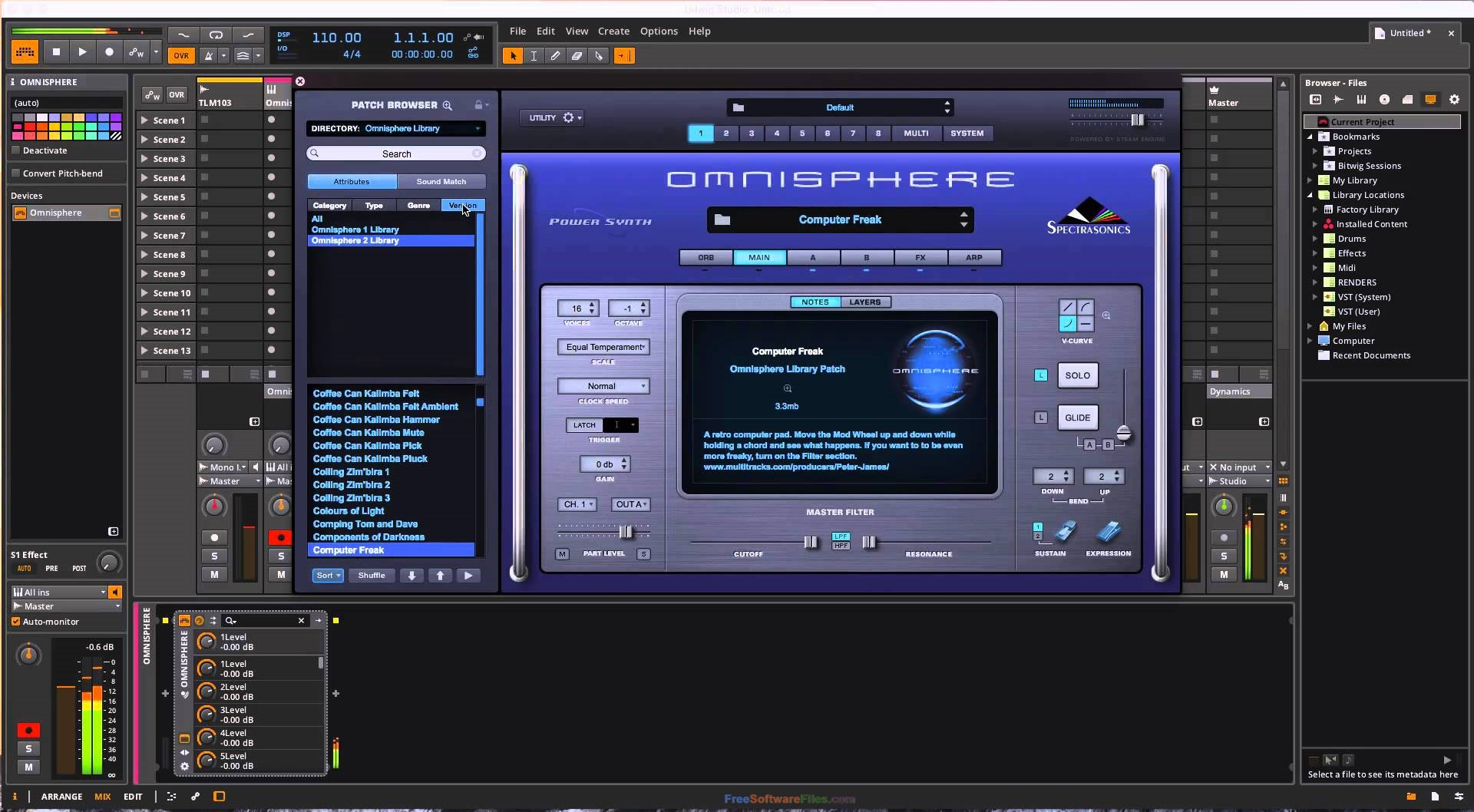 Spectrasonics Omnisphere 2.4 Direct Link Download