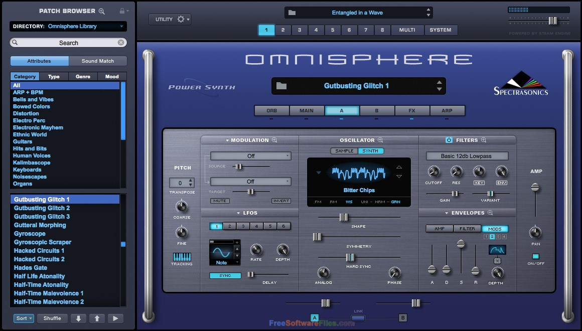 Spectrasonics Omnisphere 2.4 free download full version