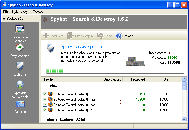 Spybot Search and Destroy 2.7.64.0 Offline Installer Download