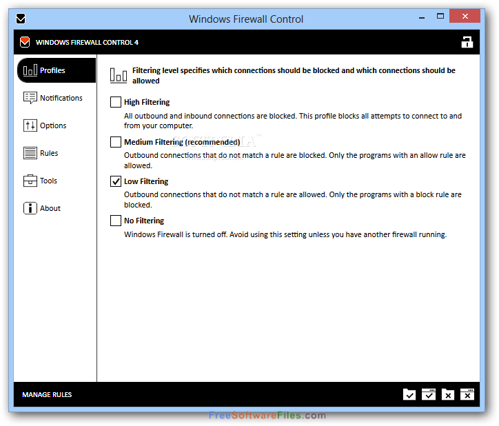 Windows Firewall Control 5.1 free download full version