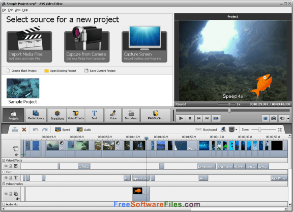 AVS Video Editor 8.1 Direct Link Download