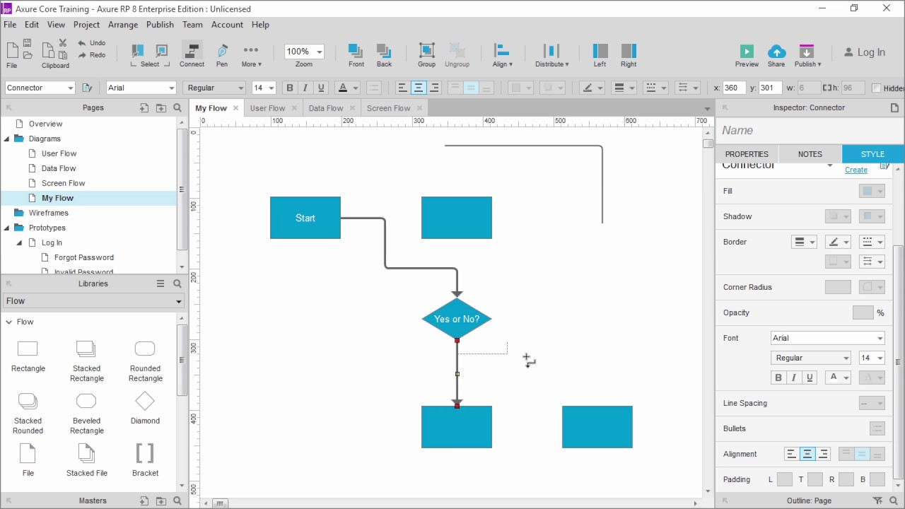 Axure RP 8.1 Free Download for Windows PC