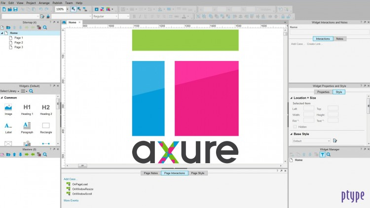 Axure RP 8.1 Offline Installer Download