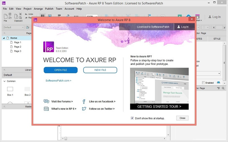 Axure RP 8.1 free download full version