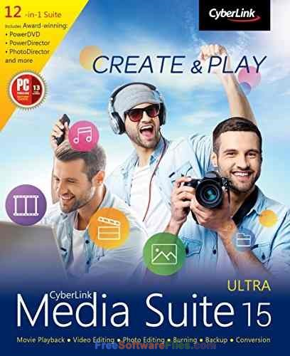 CyberLink Media Suite Ultra 15.0 Review