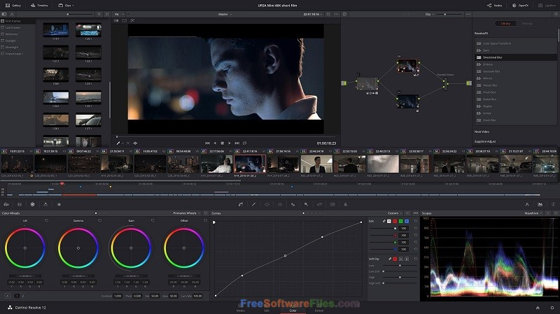 DaVinci Resolve Studio 15 free download full version
