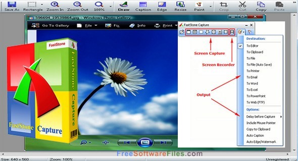 FastStone Capture 8.8 freeware