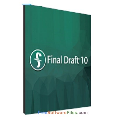 Final Draft 10.0.6 Review
