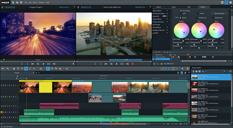 MAGIX Video Pro X 16.0 Direct Link Download