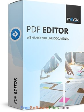 Movavi PDF Editor 1.5 Review
