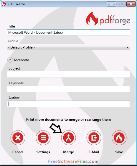 PDF Creator 3.2 Offline Installer Download