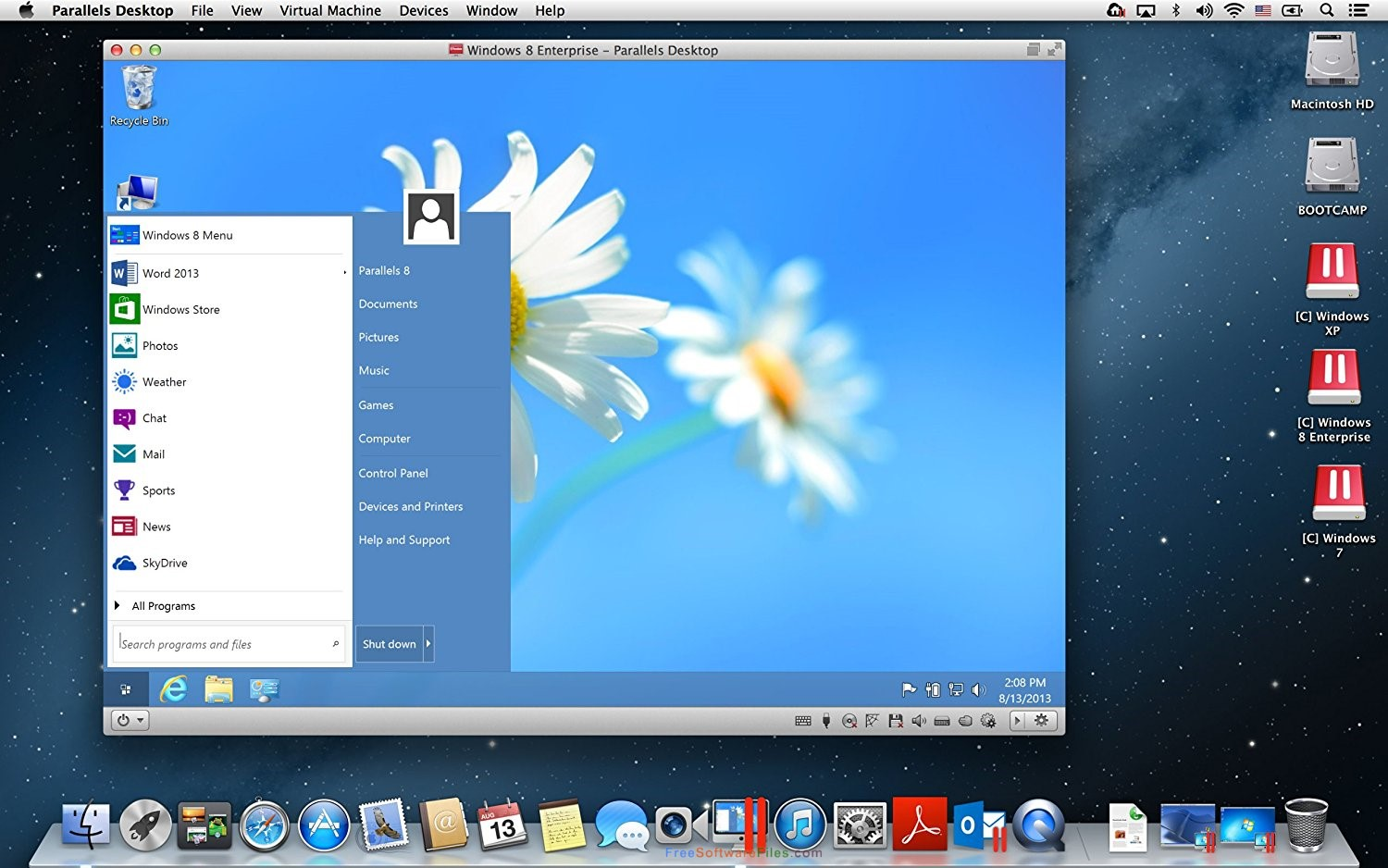 Parallels Desktop 13.3 for Mac Direct Link Download