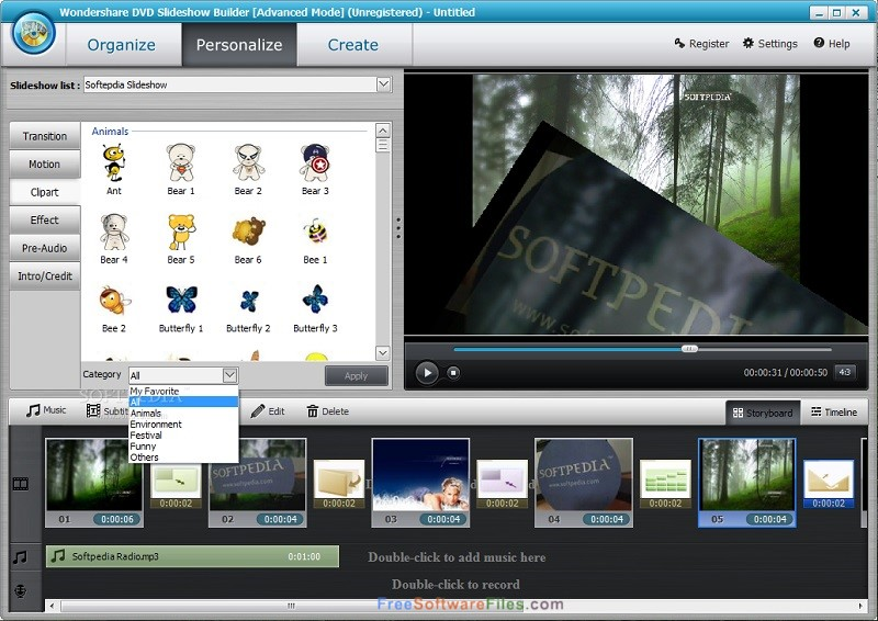 Wondershare DVD Slideshow Builder Deluxe 6.7 Direct Link Download