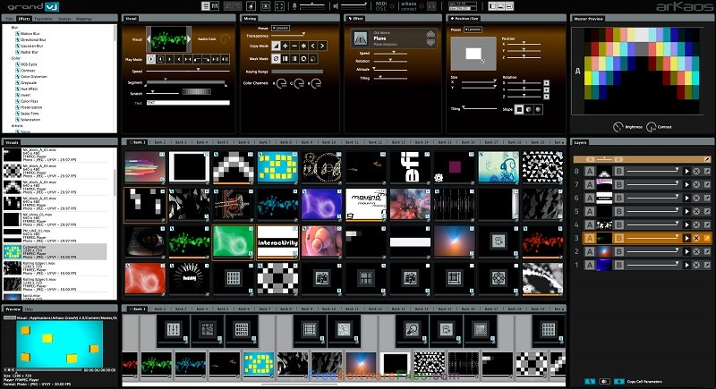 ArKaos GrandVJ XT 2.5 Latest Version Download