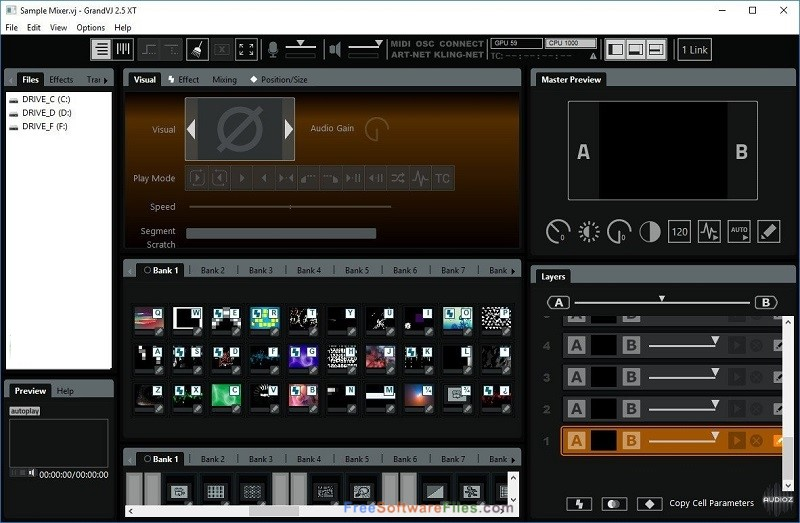 ArKaos GrandVJ XT 2.5 free download full version
