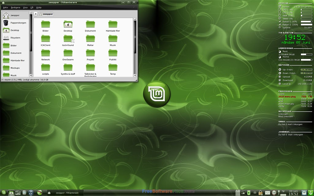 Linux Mint 19 Direct Link Download