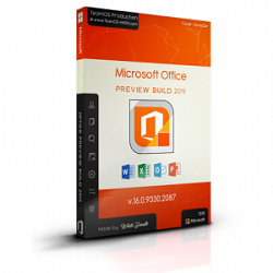 Microsoft Office 2019 Preview Build 16.0 Free Download