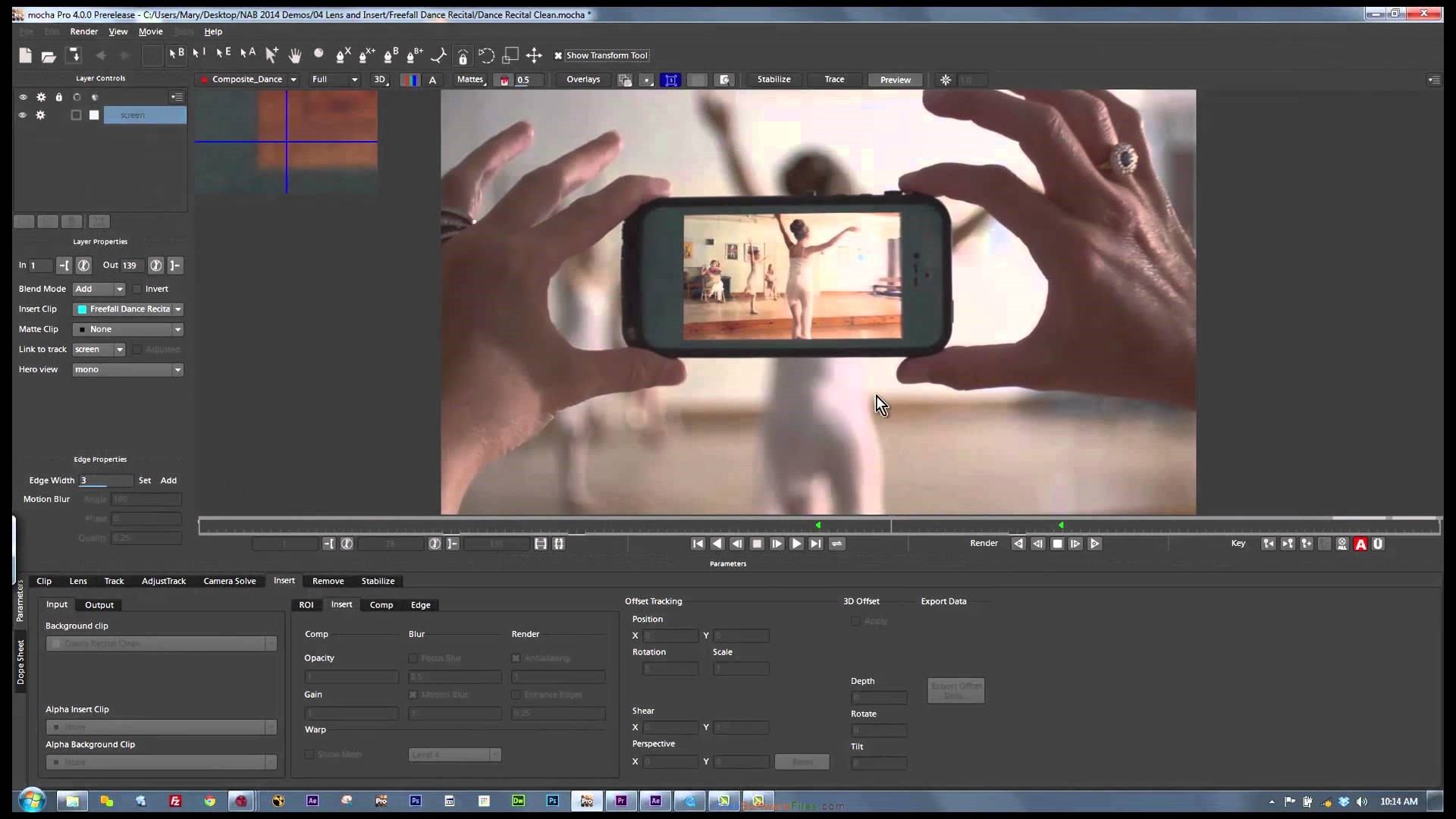 Mocha Pro v5.6.0 with Plugins Direct Link Download